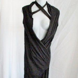 RICK OWENS DRKSHDW ITALY Jersey Sheath Dress